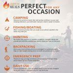 Campfire-Meals-BBQ-Beef-&-Rice—Freeze-Dried-Food-for-Outdoor-Use,-Emergency-Preparedness-&-Everyday-Use